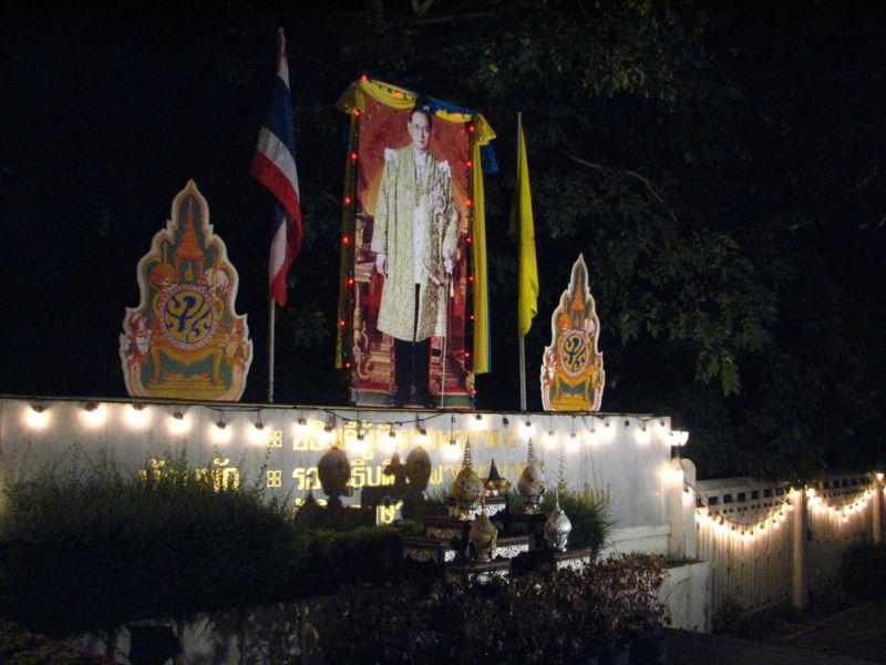 タイ・プミポン国王の悲報受け、各国首脳からの声