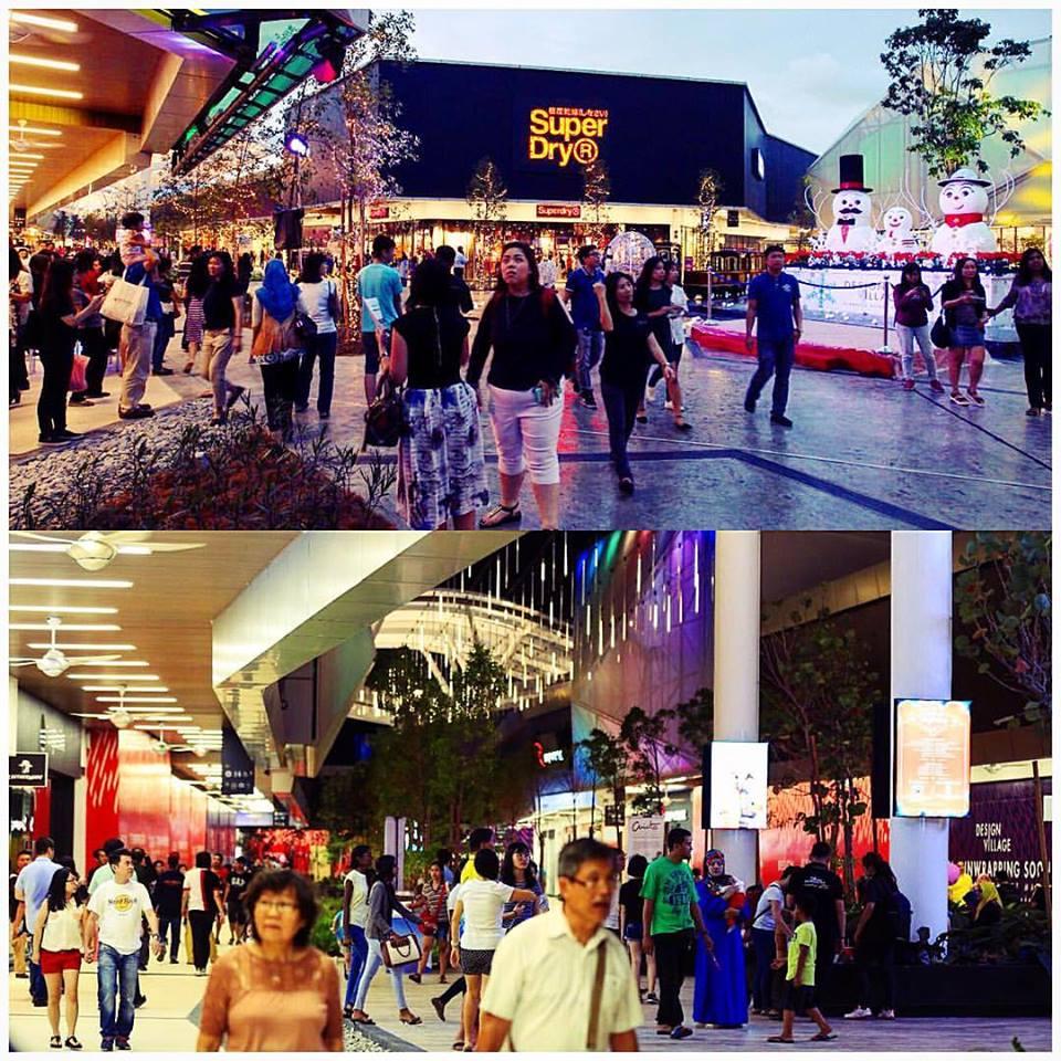 ペナンにマレーシア最大級のアウトレットモールが開店