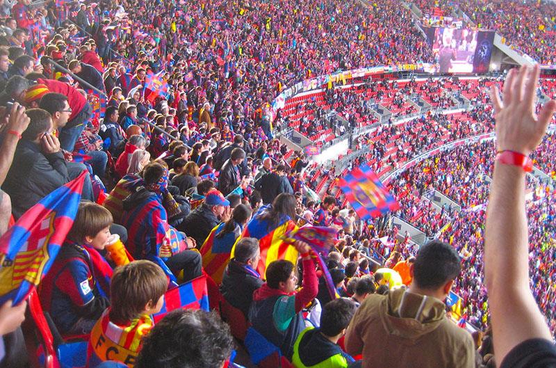 「楽天」を「LOTTE」と勘違い?中国人ファンがFCバルセロナを批判