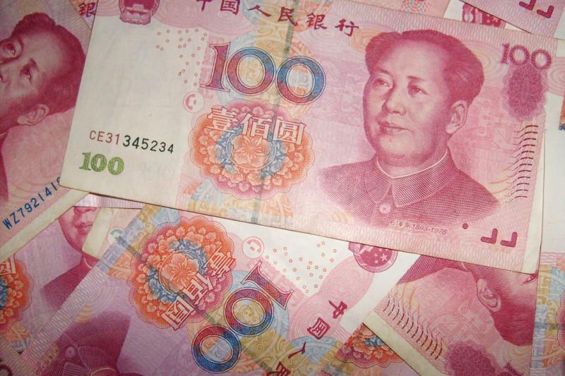 「中国 人民元」が急落 人民銀行幹部、不安払拭に躍起