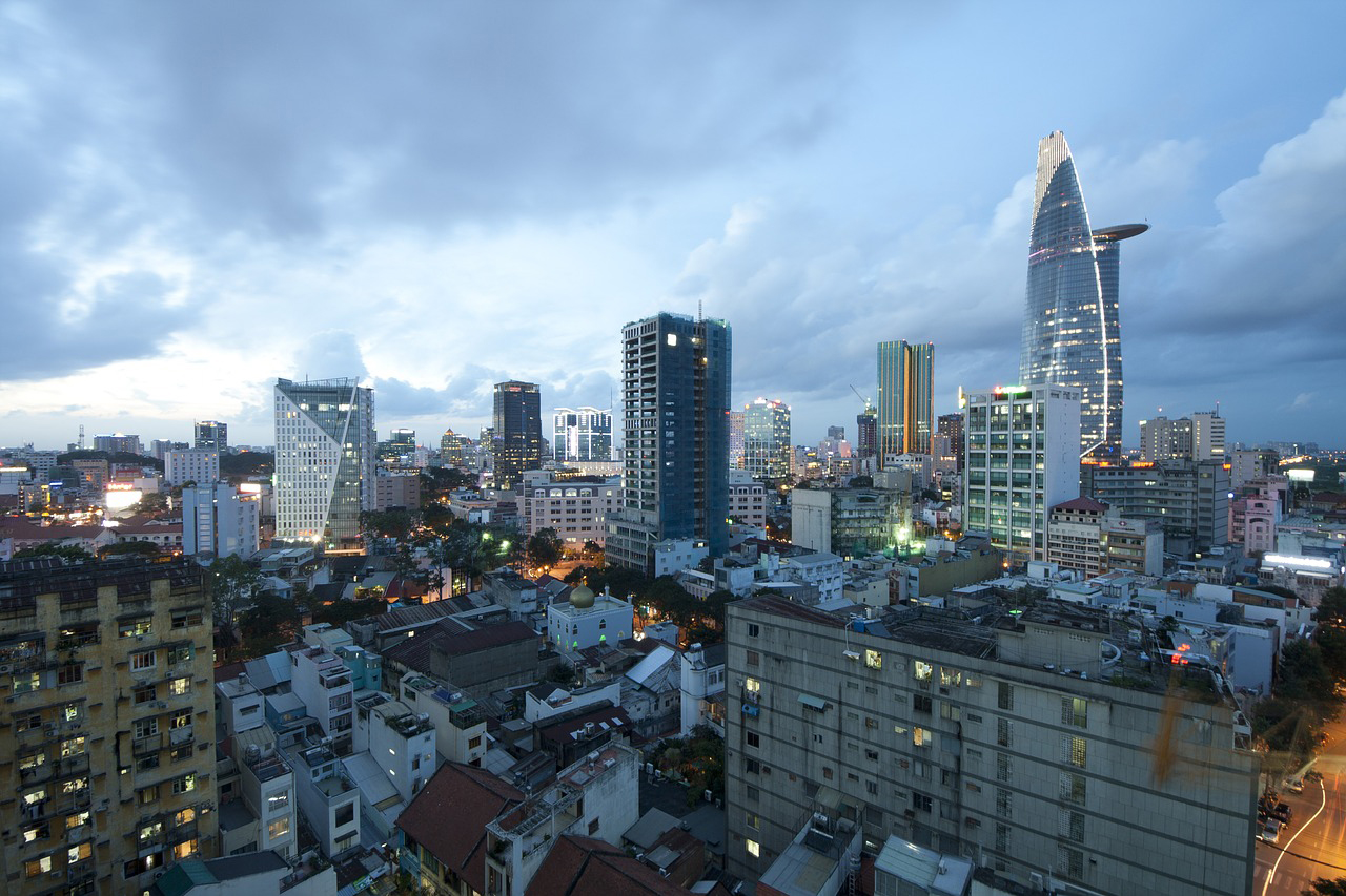 建設業の強みをPR、ベトナム・ハノイで国際見本市開催
