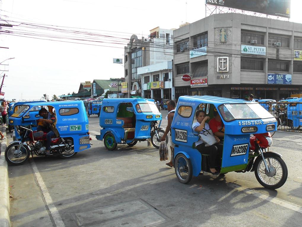 アジア開銀の失策、フィリピン政府が電動トライシクル事業を中止