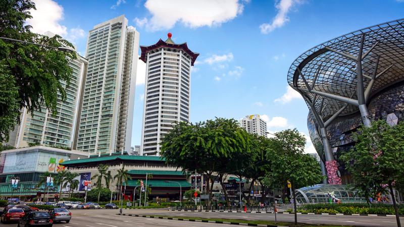 シンガポール株の配当利回り、アジアで最高