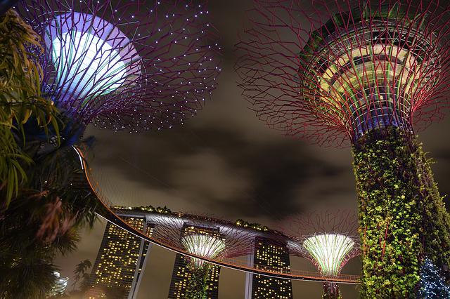 シンガポール・ITを駆使した生活環境効率化プロジェクト「Smart Nation」を加速