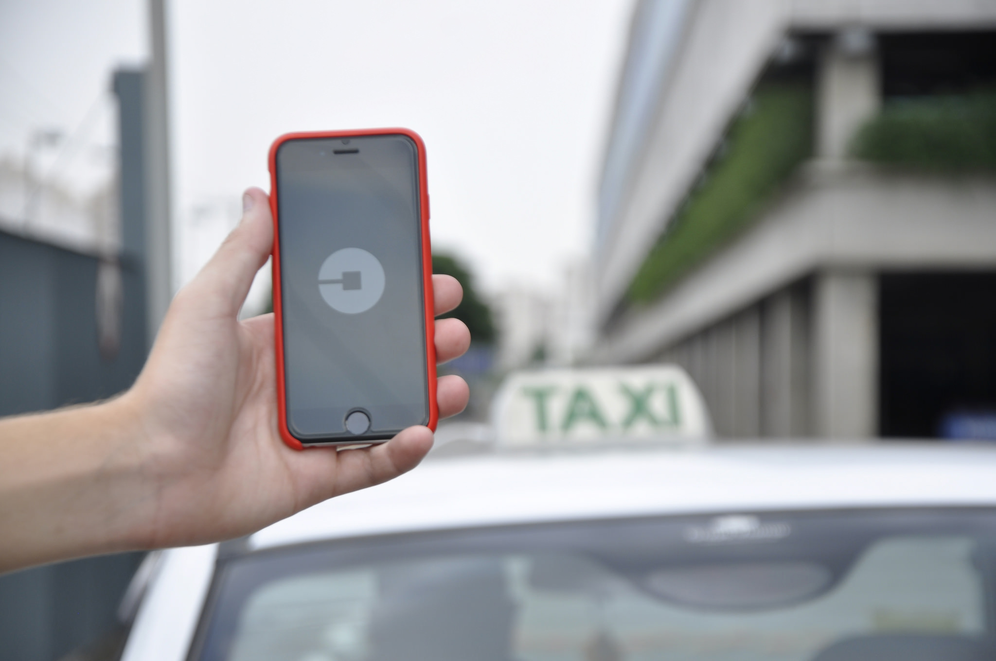 配車サービスUber、2月10日より台湾でのサービス休止を決定