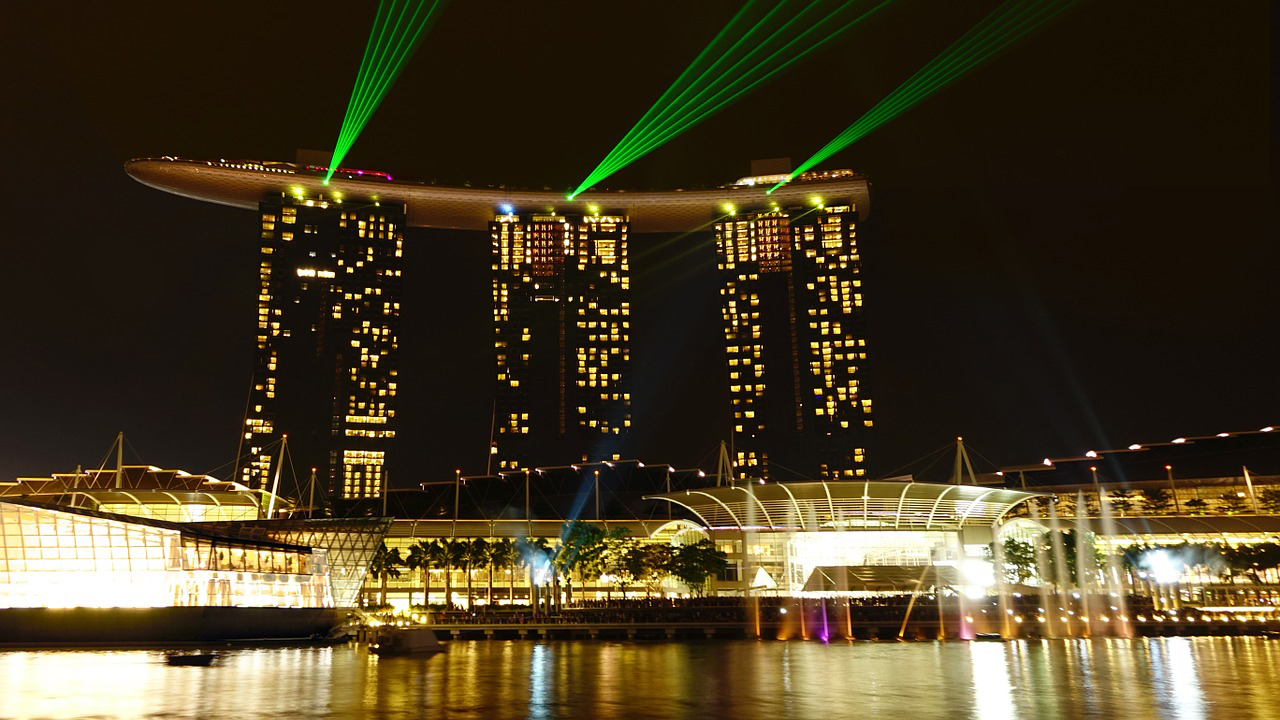 シンガポール、昨年の投資目標を達成、今年も同程度の投資を期待