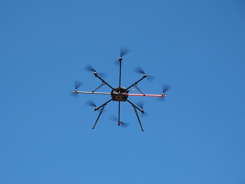 シンガポール政府 ドローン試験飛行地を指定 ハイテク企業の成長を支援