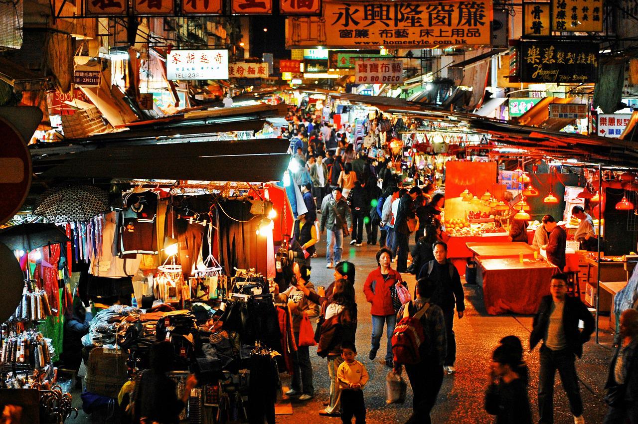 香港にて「蘭桂芳街頭美食節」が4月29日より開催
