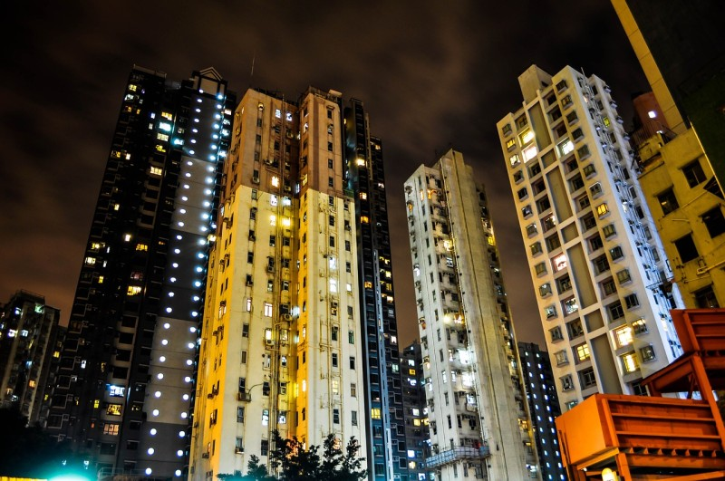 高騰する香港の住宅価格 伸び率は世界2位