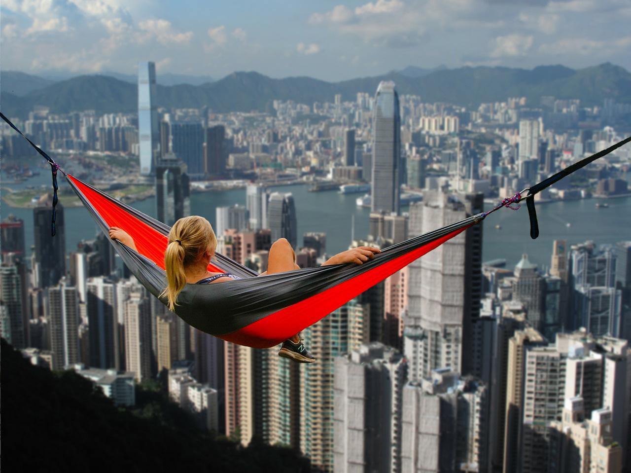 香港・1月の観光統計、来港者数は4.8%増