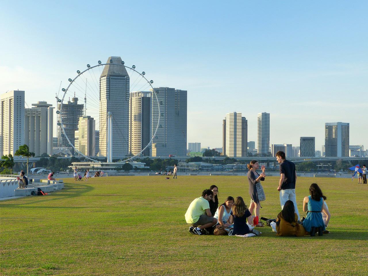 シンガポール、「産業界変革マップ」発表、卸売業の再編へ