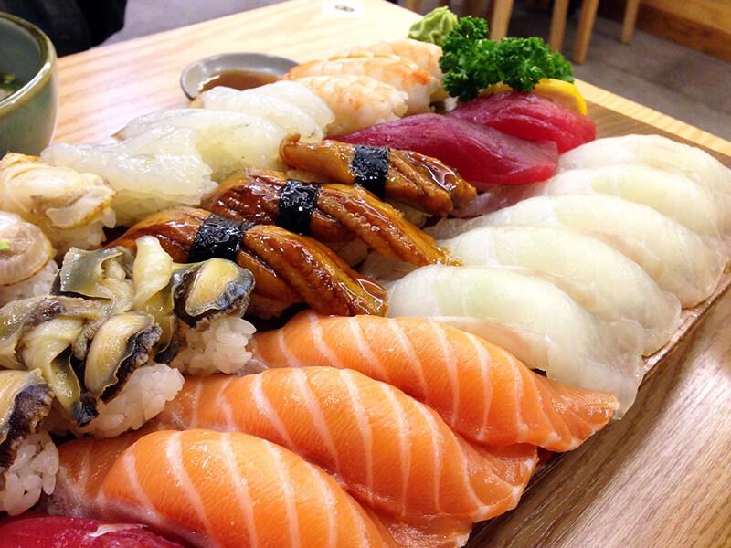 輸入魚に代わり、タイ魚を刺身に?