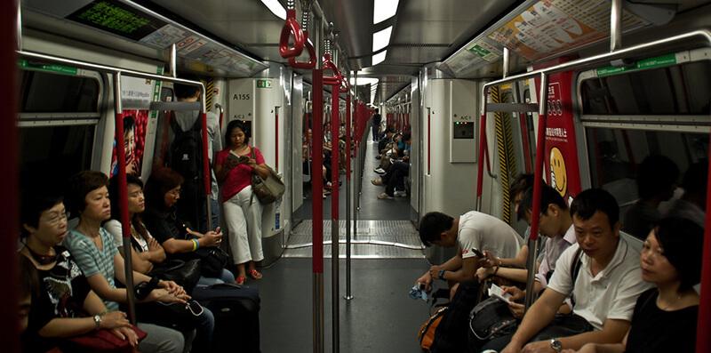 香港の「MTR」運賃  6月から3.14%値上げへ 「不要な値上げ」の批判も