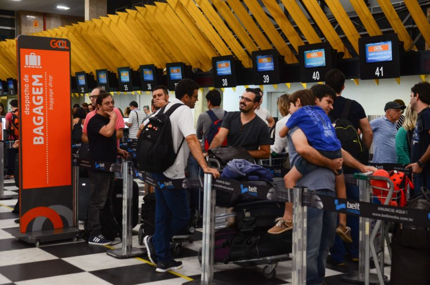 ブラジル人の海外での支出が拡大。前年比で50%増に