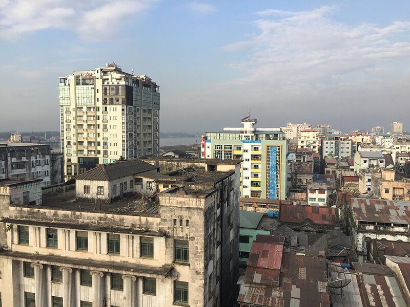ミャンマー、来年から銀行利息に対する税金を求める