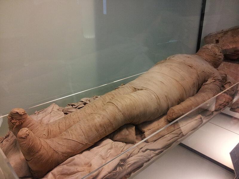 古代エジプトのミイラが大英博物館より香港にやってくる