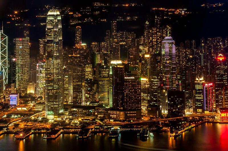 香港:2~4月の失業率は2.8%