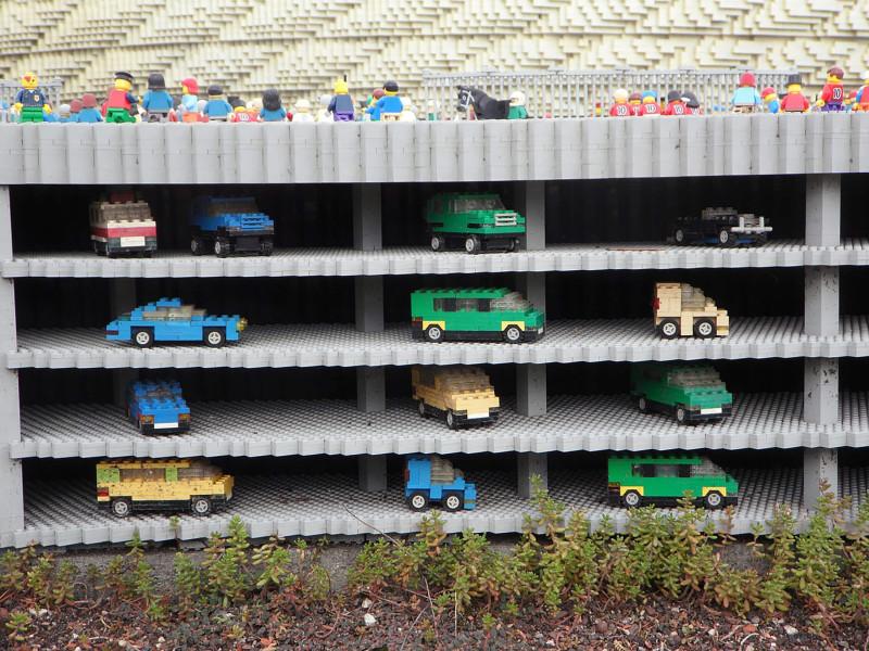 ますます「賢くなる」駐車場とは? チャンギ空港が導入
