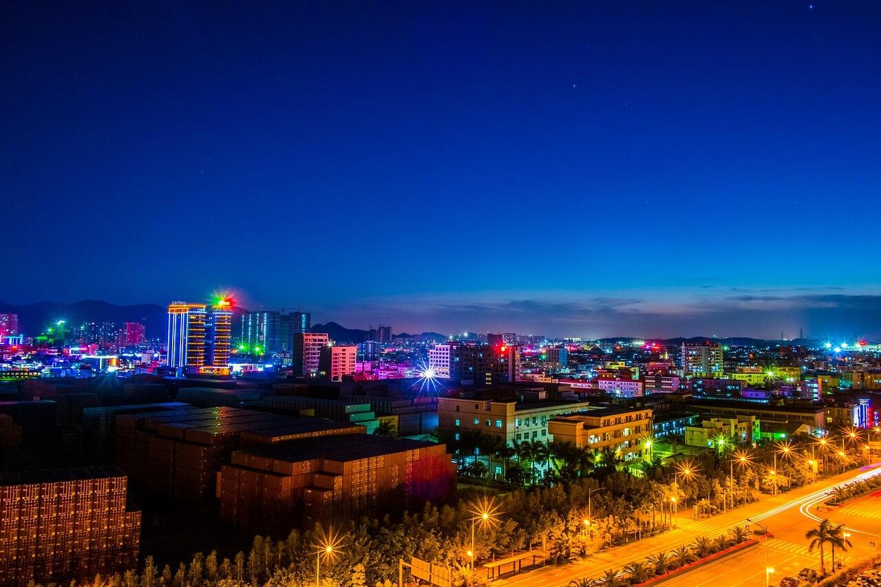中国・広東省の貿易総額、1~2月は11%増