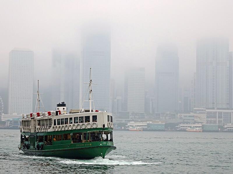 香港のスターフェリー、運賃9%値上げへ