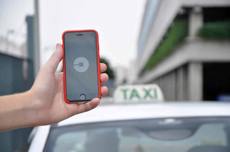 米・ウーバー、ミャンマーのタクシー配車事業に参入