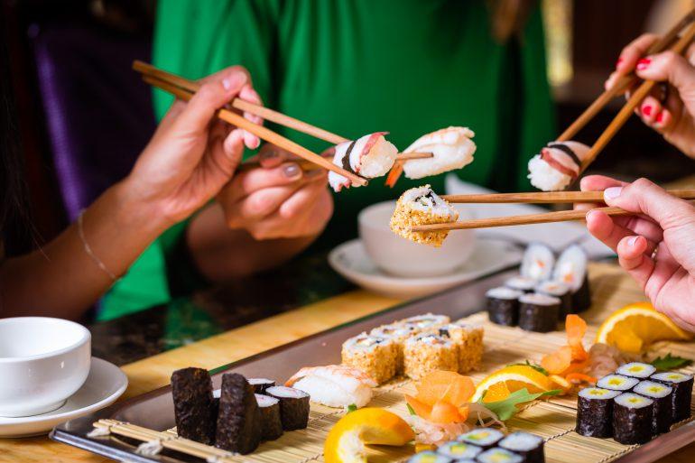 ドバイで日本食が人気? 現地で500人に調査