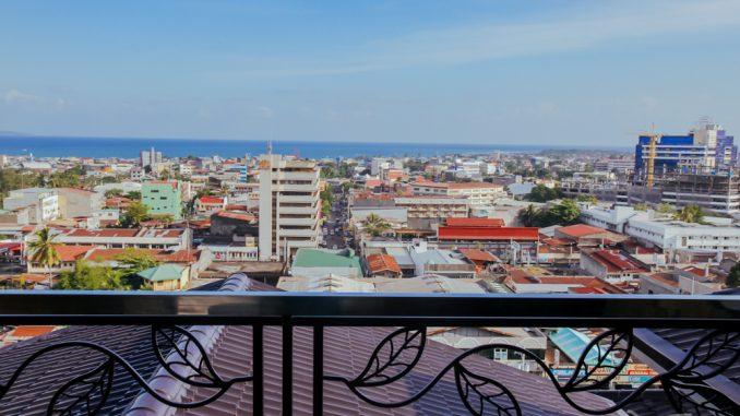 ダバオ市長、390億ペソの海岸開発プロジェクトを中止