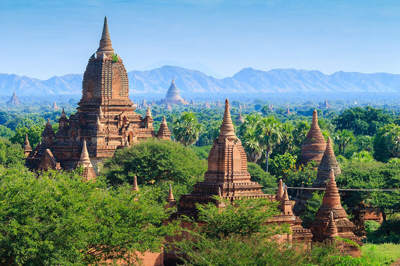 2020年度に750万人の外国人観光客がミャンマーに訪れると予測