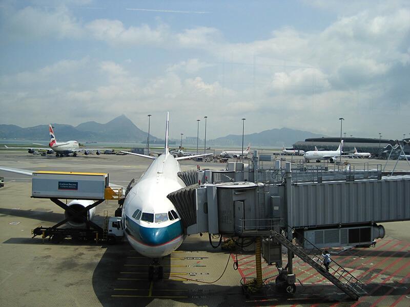 香港国際空港、4月の貨物取扱量8.9%増