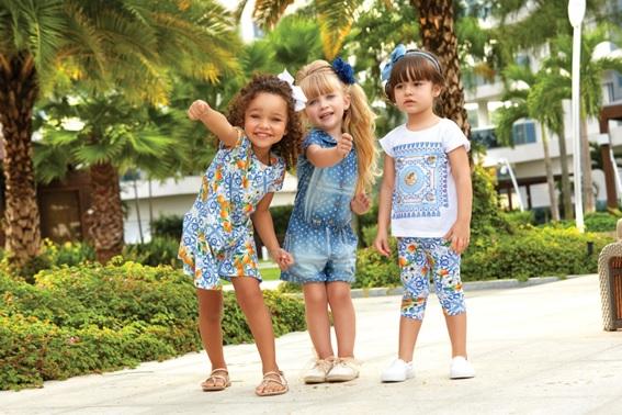 ブラジルのこども服ブランドが日本で展開をスタート