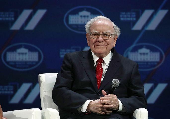 「投資の神様」バフェット氏、中国株市場は「カジノのようだ」