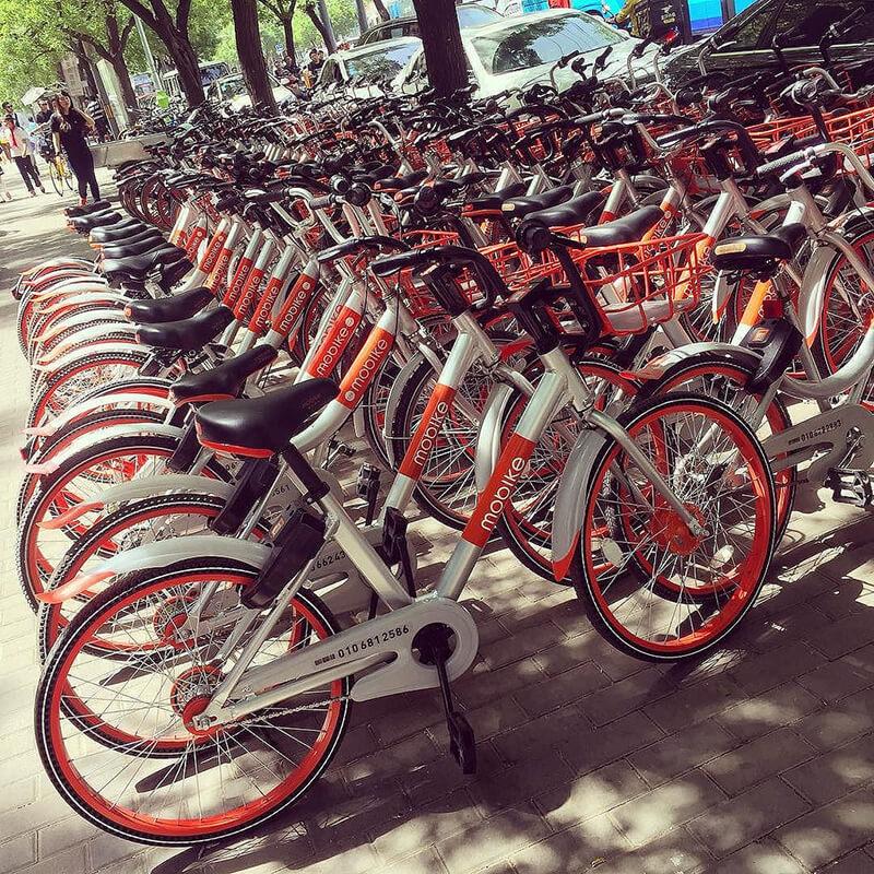 中国シェアサイクル「モバイク」が日本法人【モバイク・ジャパン】を設立