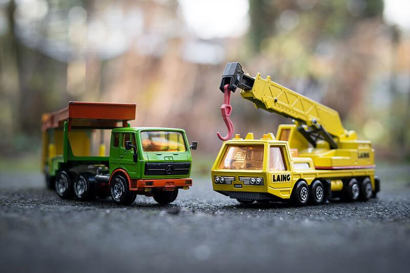 ミャンマーの経済・貿易省が小型トラックの輸入を制限