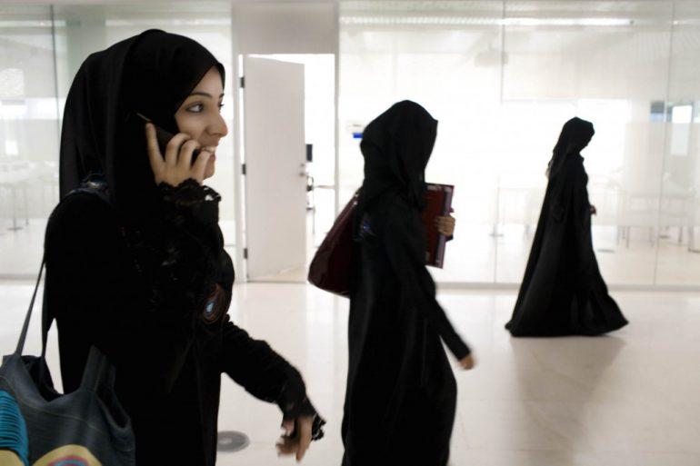 ドバイでも進む「女性の社会進出」