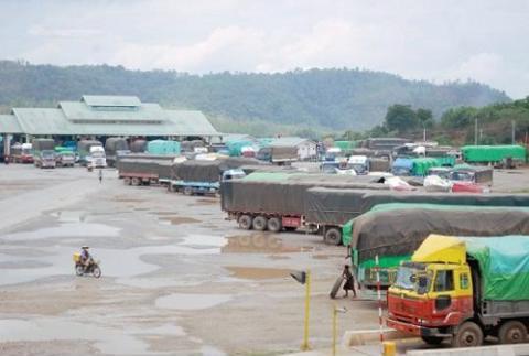ミャンマ―:米の輸出が増加