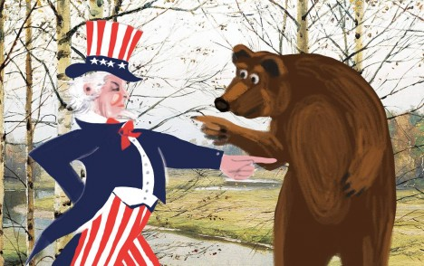 ロシア人がアメリカ人を信用しない訳