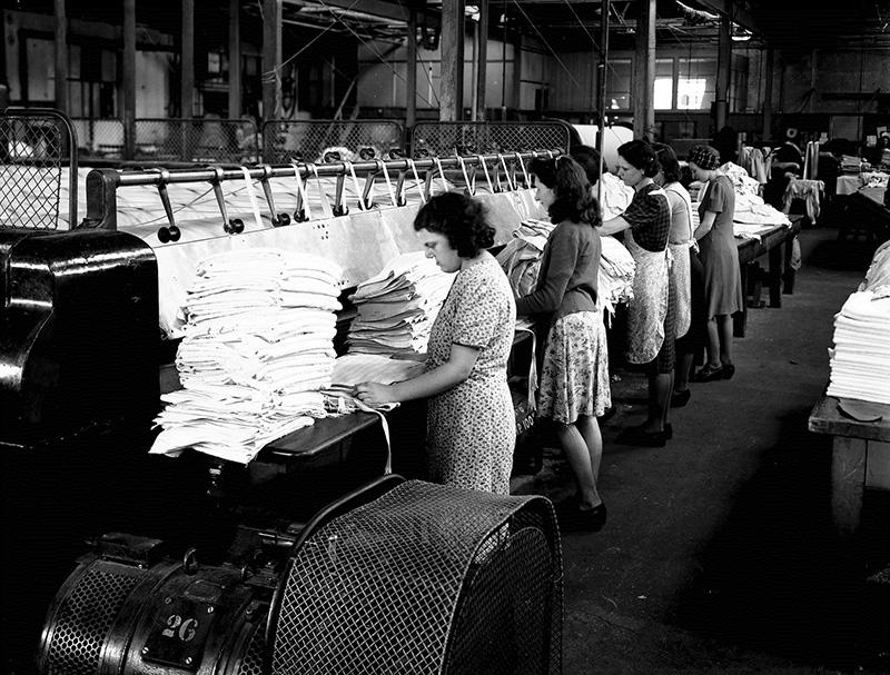 ミャンマー:原材料の不足により縫製工場、一時的に閉鎖の可能性