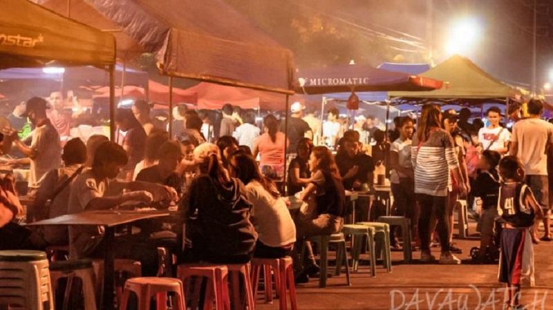 ダバオ市、荷物の放置に罰金