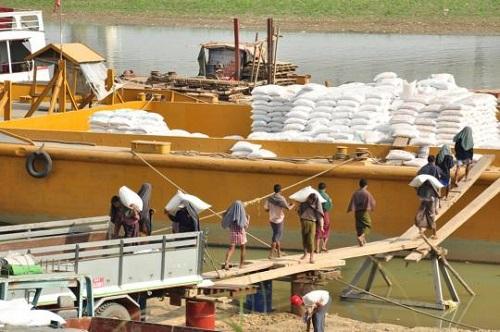 スリランカは米取引にサインする