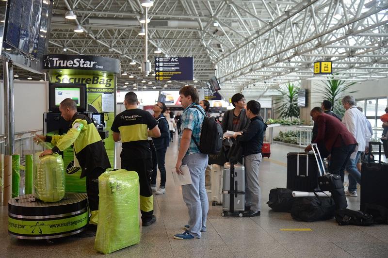 香港:4月の航空貨物取扱量は8.1%減