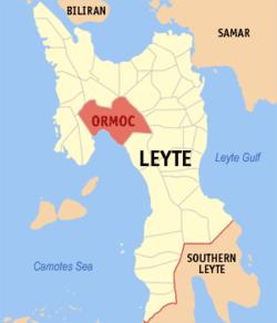 フィリピン・レイテ島で震度7、死者2人・1700戸以上が全半壊