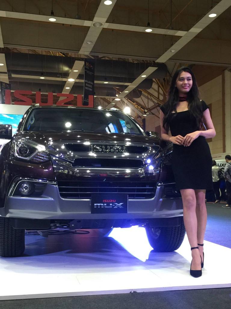 いすゞ・マレーシア、新型SUV「mu-X」を発売