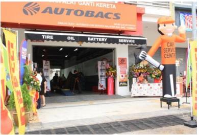 オートバックスの新店舗がジョホールバルにオープン