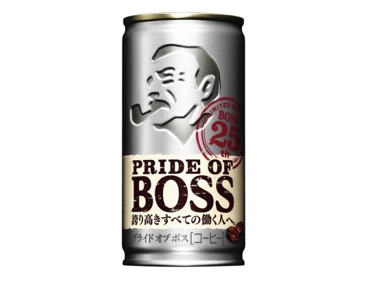 缶コーヒー「BOSS」25周年。集大成記念商品にブラジル産豆、選ばれる