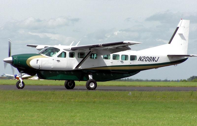 フィリピン・セブより小型飛行機による離島への定期路線開始