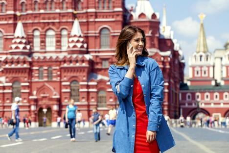 ロシア語の電話会話の模範と現実