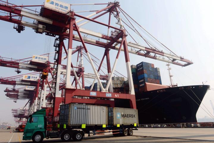 中国、7月の経済指標が鈍化 景気減速の兆候