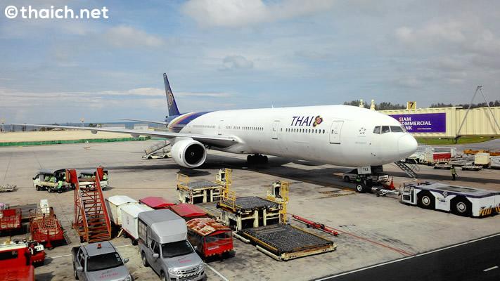 タイ航空 バンコク=ウィーン(オーストリア)線の運航を2017年11月16日より開始