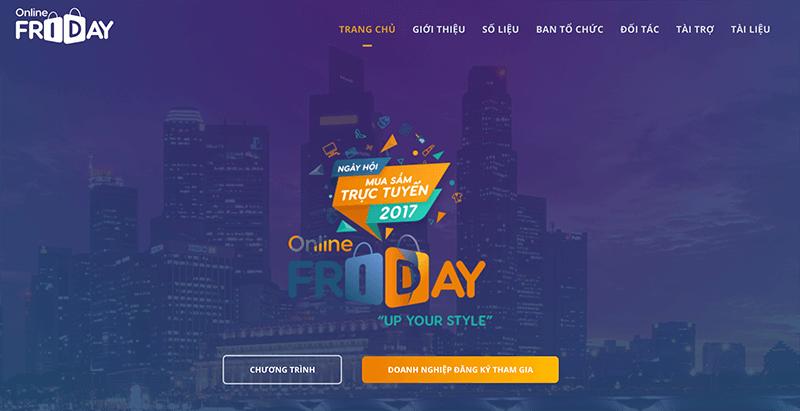 ベトナムの一大ショッピングセール「オンライン・フライデー」が9月24日に開催