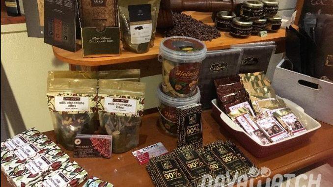 ダバオ市、チョコレート・キャピタルに向けて農家支援